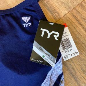 TYR SPORT Phoenix Splice Diamondfit Swimsuit